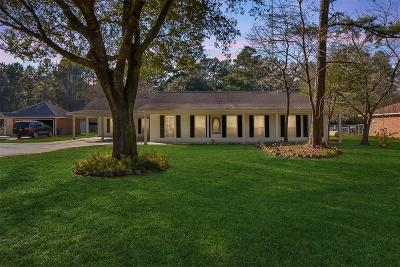 Tomball Single Family Home For Sale: 30803 McKinney Drive