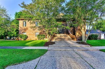 La Porte Single Family Home For Sale: 1101 Oak Leaf Street