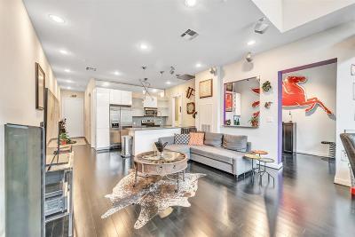Houston Condo/Townhouse For Sale: 207 Pierce Street #307