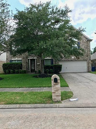 League City Single Family Home For Sale: 810 Almond Pointe