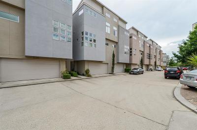 Condo/Townhouse For Sale: 2324 Sperber Lane