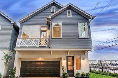 Houston Single Family Home For Sale: 2115 Naomi Avenue #A