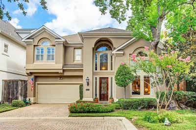 Houston Single Family Home For Sale: 5702 Bering Circle