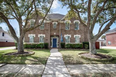 Friendswood TX Single Family Home For Sale: $418,000