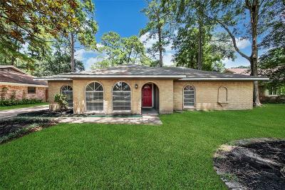 Spring Single Family Home For Sale: 25310 Hickory Valley Lane