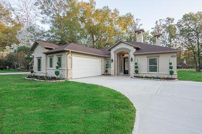 Magnolia Single Family Home For Sale: 7419 Revelwood