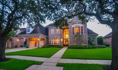 Sugar Land Single Family Home For Sale: 4011 Alcorn Bend Drive