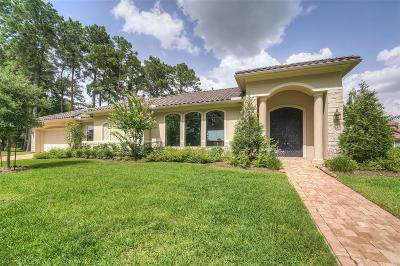 Spring Single Family Home For Sale: 34 W Shadow Creek Villas Loop
