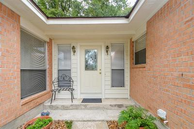Conroe Single Family Home For Sale: 347 Rolling Hills Drive