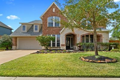 Tomball Single Family Home For Sale: 18823 Emery Meadows Lane