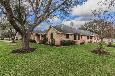 Sealy Single Family Home For Sale: 1412 Mockingbird Bend