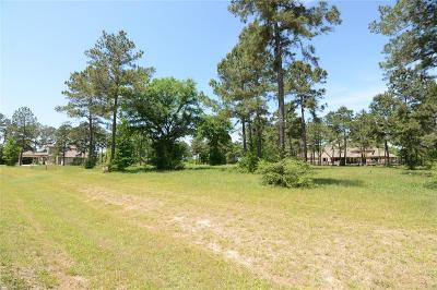 Tomball Residential Lots & Land For Sale: 27 Moon Deck Circle