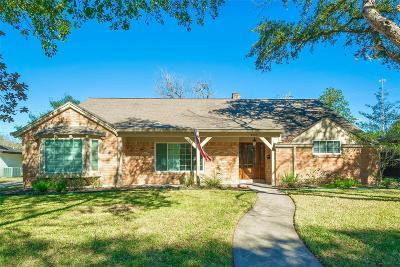 Houston Single Family Home For Sale: 4906 Heatherglen Drive
