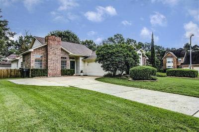 Kingwood Single Family Home For Sale: 5402 Haven Oaks Drive
