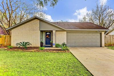 Pearland Single Family Home For Sale: 5402 Woodville Lane