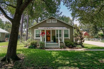 Katy Single Family Home For Sale: 5707 Delfren Lane