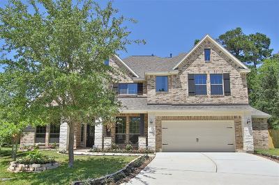 Houston Single Family Home For Sale: 5302 Handbrook Drive