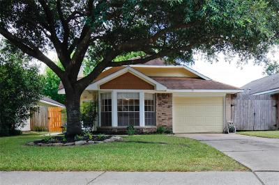 Tomball Single Family Home For Sale: 12143 Westlock Drive