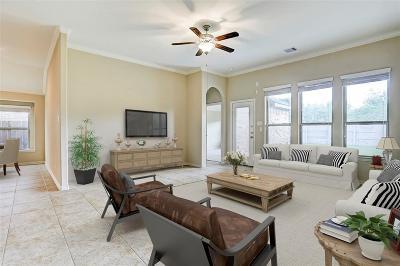 Richmond Single Family Home For Sale: 20711 Cactus Lake Lane