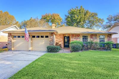 Sugar Land Single Family Home For Sale: 3107 Jenny Drive