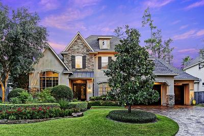 The Woodlands Single Family Home For Sale: 11 Strawberry Canyon Place