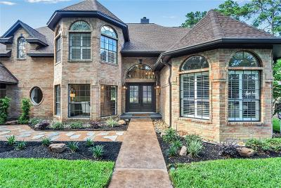 Spring Single Family Home For Sale: 24710 Creekview Drive