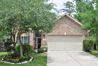 The Woodlands Single Family Home For Sale: 11 Craven Park Court
