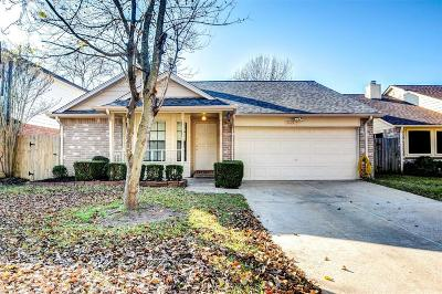 Sugar Land Single Family Home For Sale: 3522 Meadowcrest Lane