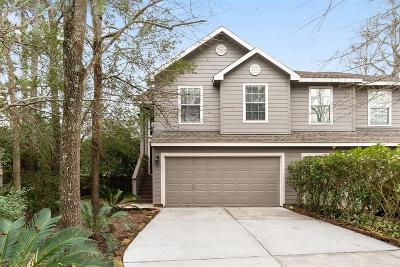 The Woodlands Condo/Townhouse For Sale: 11 Verbena Bend Place