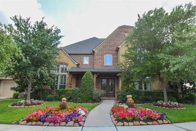 Missouri City Single Family Home For Sale: 8602 Stowe Creek Lane