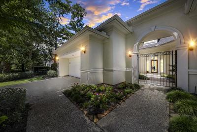 The Woodlands Single Family Home For Sale: 15 Harbor Cove Drive