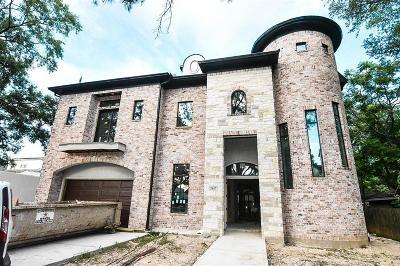Houston Single Family Home For Sale: 2607 Eastgrove Lane