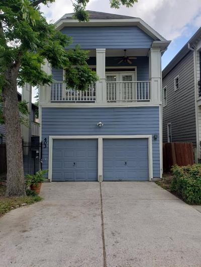 Single Family Home For Sale: 403 E 25th Street