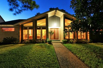 Houston Single Family Home For Sale: 7718 Windswept Lane