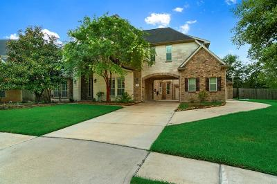 Cypress Single Family Home For Sale: 13811 Claymont Hill Drive