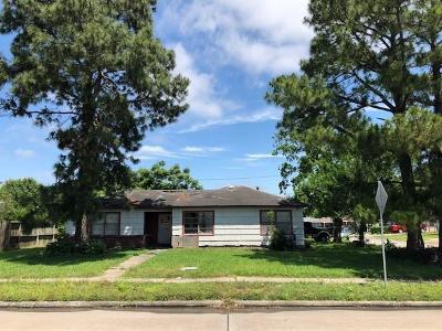 Pasadena Single Family Home For Sale: 1605 Harris Avenue