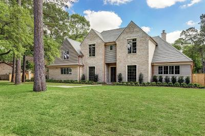 Houston Single Family Home For Sale: 10907 Walwick Drive