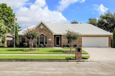Baytown Single Family Home For Sale: 4514 Ironwood Drive