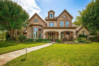Kingwood Single Family Home For Sale: 5814 Blackstone Creek Lane