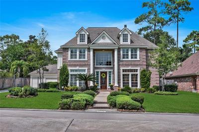 Houston Single Family Home For Sale: 6207 Redwood Bridge Trail