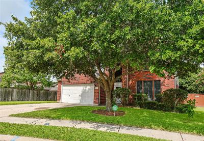 Pearland Single Family Home For Sale: 2710 Sun Valley Court