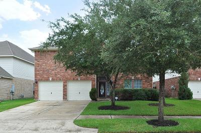 Katy Single Family Home For Sale: 6014 Prescott Run Lane