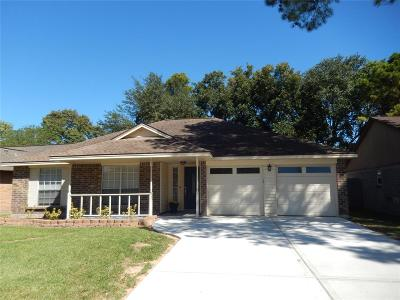 Galveston County Rental For Rent: 412 Forest Hills Drive