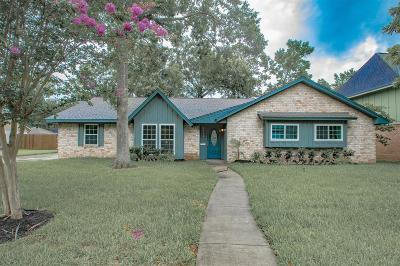 Dickinson Single Family Home For Sale: 2914 Frostwood Circle