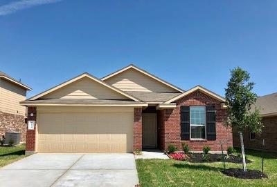 Tomball Single Family Home For Sale: 9810 Half Branch Bend