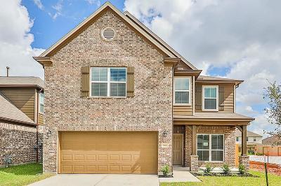 Spring Single Family Home For Sale: 2513 Quartz