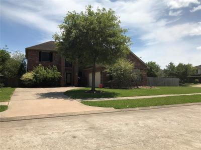 Katy TX Single Family Home For Sale: $330,500