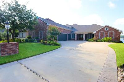 Montgomery Single Family Home For Sale: 124 West Shore Lane