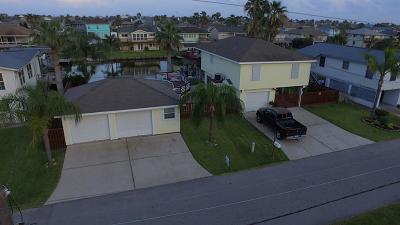 Bayou Vista Single Family Home For Sale: 122 Tarpon Street