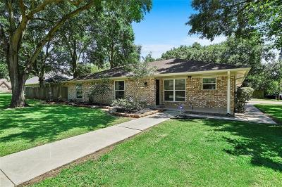 Waller Single Family Home For Sale: 2615 Brazeal Street